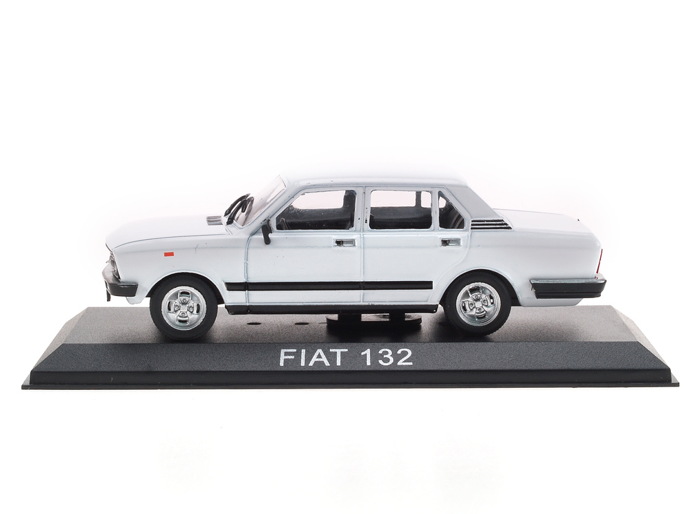 Fiat 132 (1975) Editorial Atlas 1:43