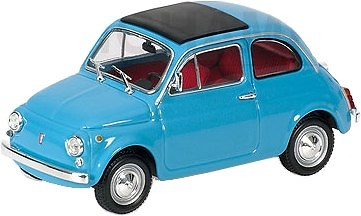 Fiat 500 (1965) Minichamps 400121601 1/43