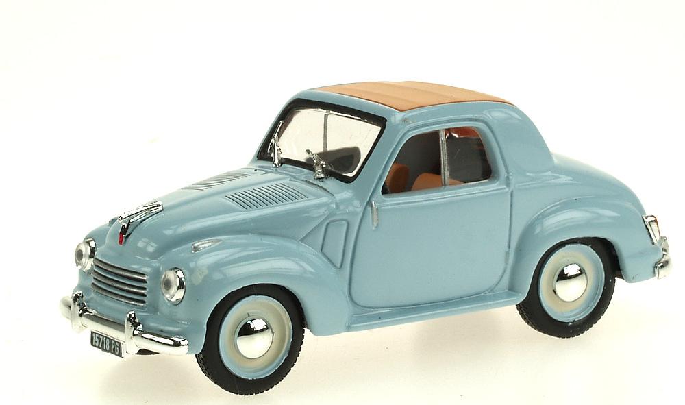Fiat 500 Topolino (1949) RBA Entrega 23 1:43