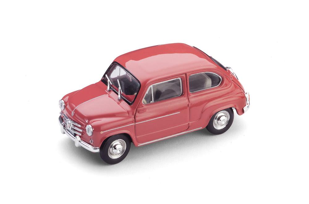 Fiat 600D (1960) Brumm R316 1/43