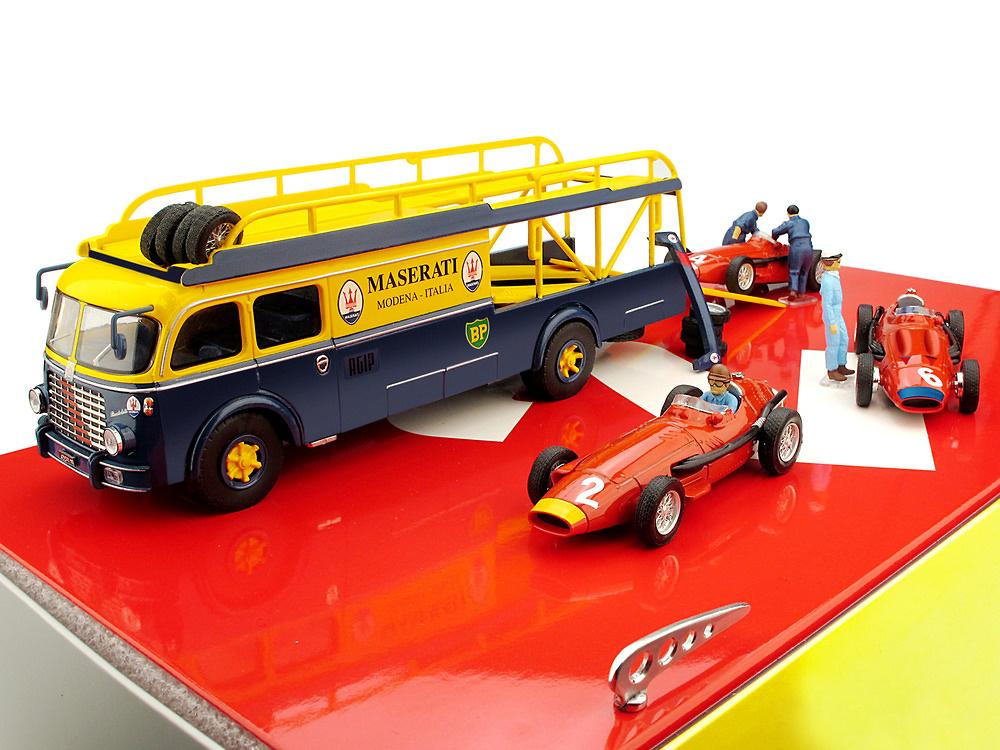 Fiat 642 Race tansporter