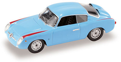 Fiat Abarth 750 Coupé (1956) Starline 517430 1/43