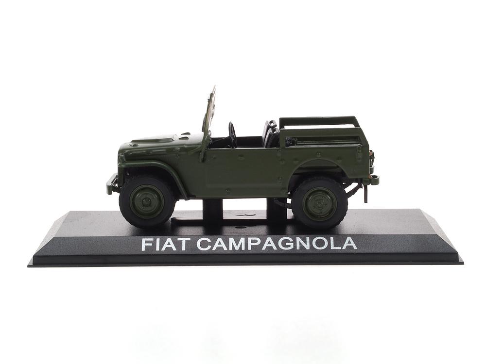 Fiat Campagnola (1960) Editorial Atlas 1:43