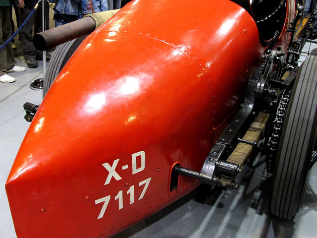 Fiat Mefistofele (1923) Brumm R014-UPD 1/43