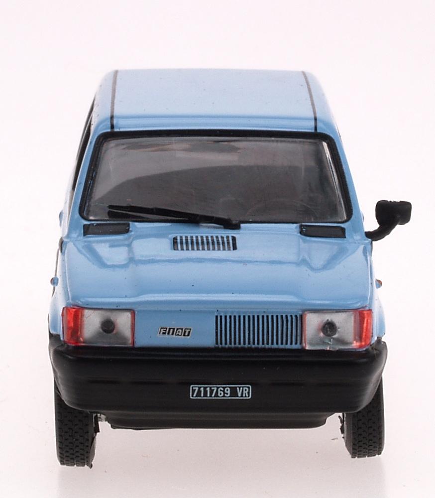 Fiat Panda (1980) RBA Entrega 29 1:43