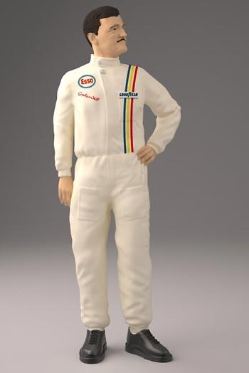 Figura Graham Hill Figurenmanufaktur 180022 1:18