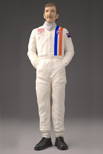 Figura Jo Siffert (Porsche 917) Figurenmanufaktur 180021 1:18