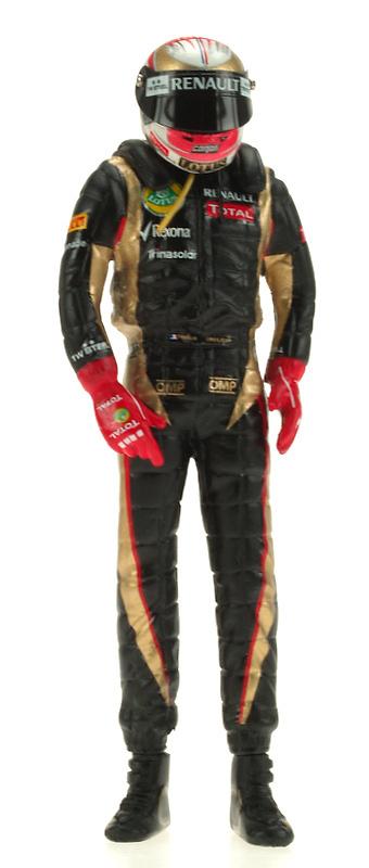 Figura de Romain Grosjean