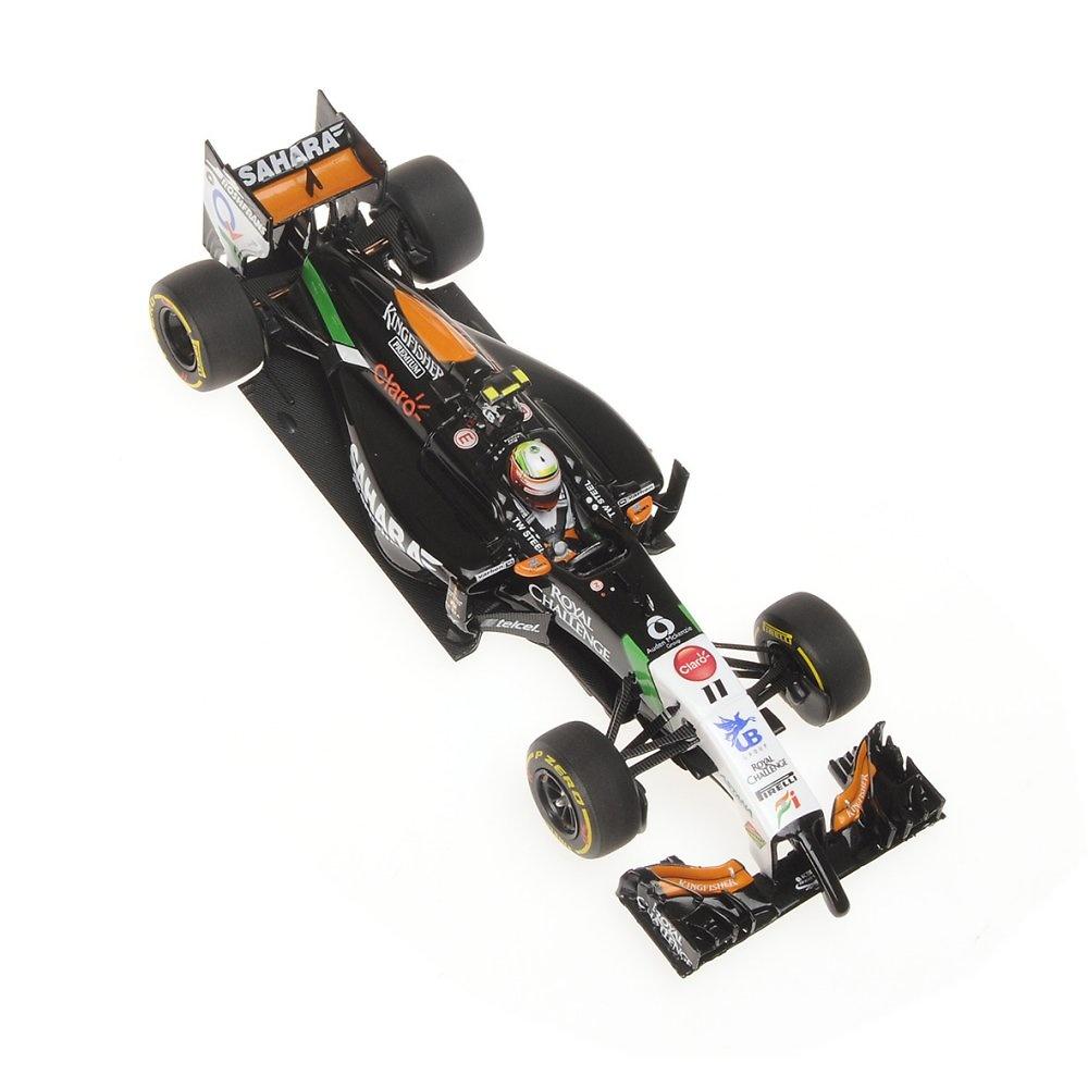 Force India VJM07 nº 11 Sergio Pérez (2014) Minichamps 417140011 1:43