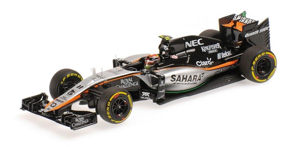 Force India VJM08 nº 11 Sergio Pérez (2015) Minichamps 417150011 1:43