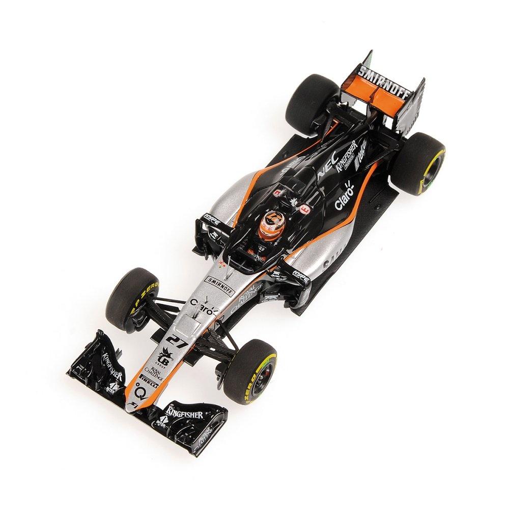 Force India VJM08 nº 27 Nico Hulkenberg (2015) Minichamps 417150027 1:43