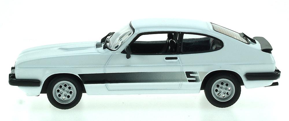 Ford Capri Serie III (1981) White Box WBS0012 1/43