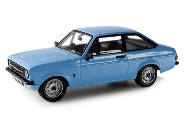 Ford Escort 1.1 Popular Mk II (1975) Corgi 1/43