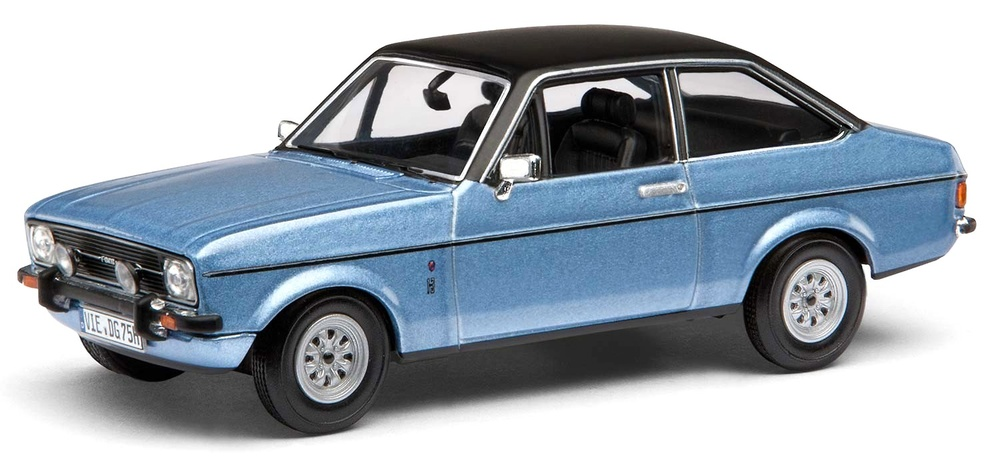 Ford Escort 1.3 Ghia Serie 2 (1974) Corgi VA12607B 1:43