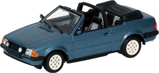 Ford Escort Serie III Cabrio (1983) Minichamps 400085030 1/43