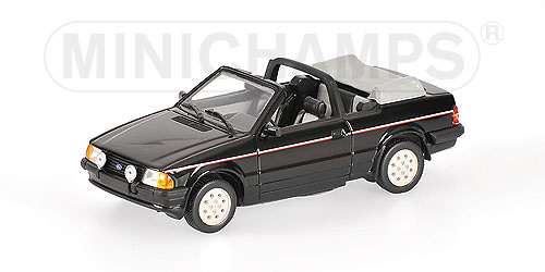 Ford Escort Cabriolet Serie III (1989) Minichamps 400085031 1/43