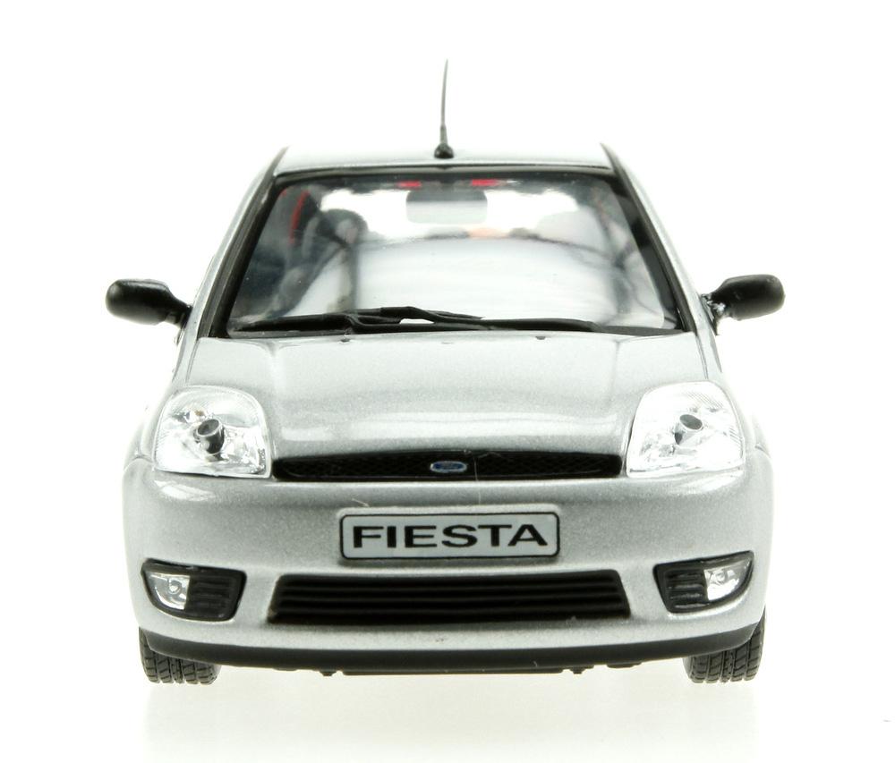 Ford Fiesta 3p. serie V (2002) Minichamps 403081124 1/43