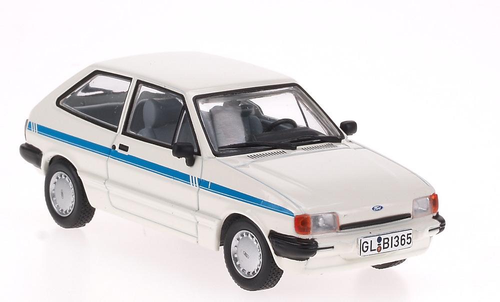 Ford Fiesta Serie II (1984) White Box WB027 1:43