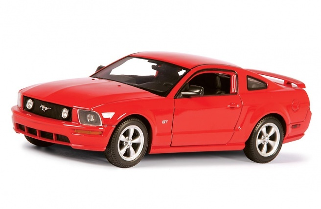 Ford Mustang GT (2005) Welly 22464 1:24