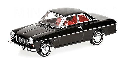 Ford Taunus 12M Coupé (1962) Minichamps 400086121 1/43