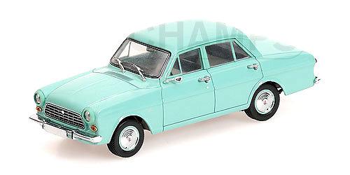 Ford Taunus 12M P4 (1962) Minichamps 400086100 1/43