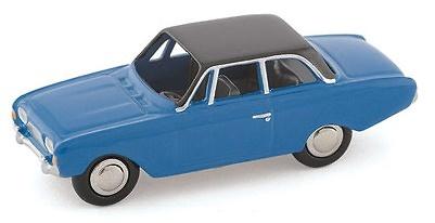 Ford Taunus 17M (1960) Bub 06400 1/87