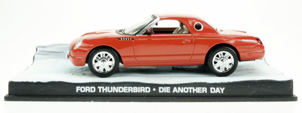 Ford Thunderbird (2000) James Bond