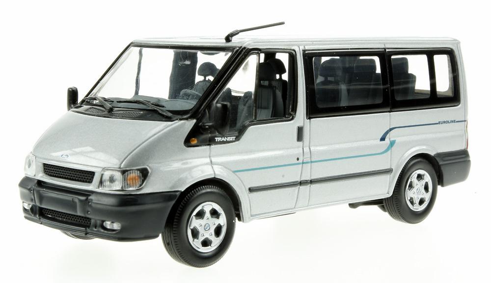 Ford Transit Euroline Combi (2001) Minichamps 403081263 1/43