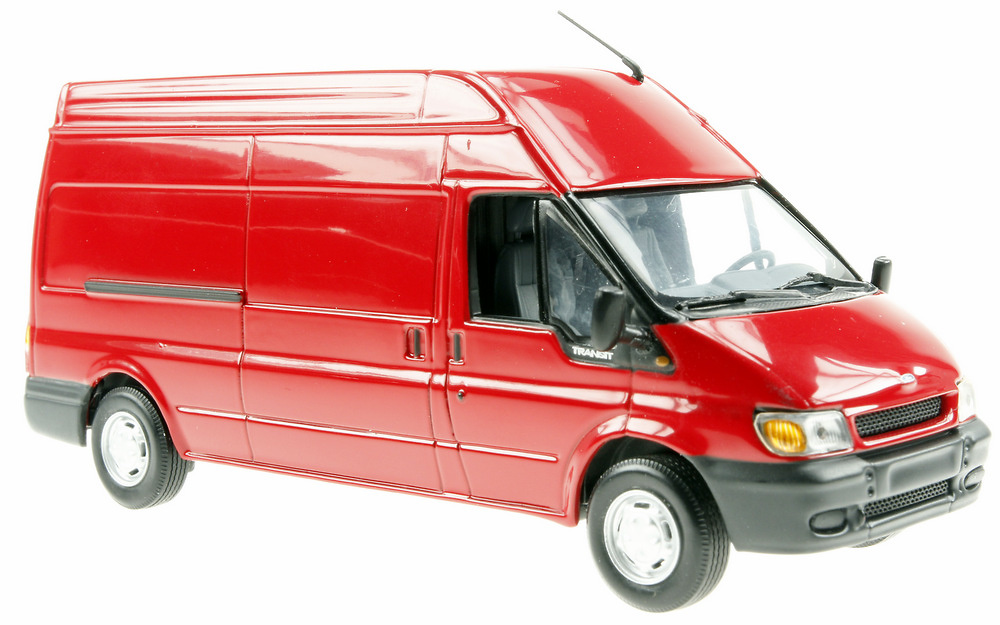 Ford Transit Furgón (2001) Minichamps 433089303 1/43