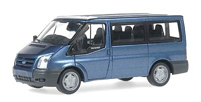 Ford Transit Micro-Bus (2006) Rietze 21500 1/87