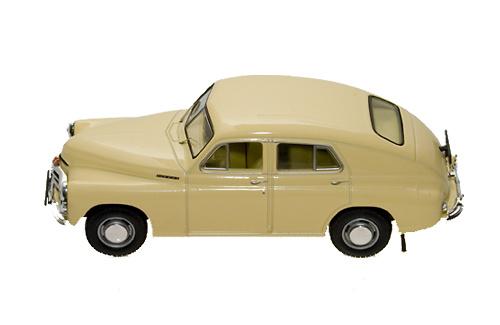 Gaz M20 Pobeda (1950) IST002 1/43
