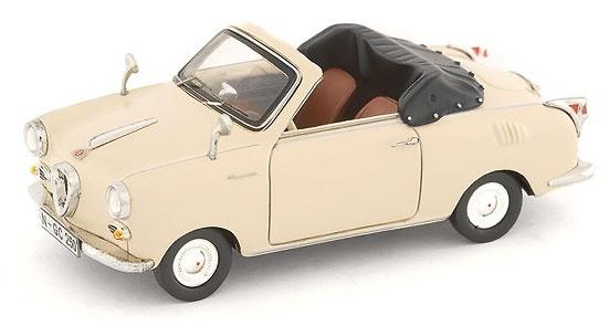 Goggomobil TS250 (1957) Cabrio Premium ClassiXXs 18061 1/43
