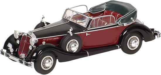 Horch 853 Cabriolet (1938) Minichamps 436012035 1/43