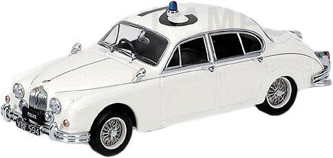 Jaguar MK II Policia (1960) Minichamps 430130690 1/43