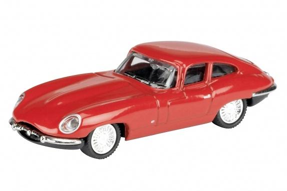 Jaguar Tipo E (1961) Schuco 452581000 1/87