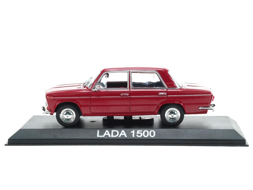 Lada 1500 (1980) Editorial Atlas 1:43