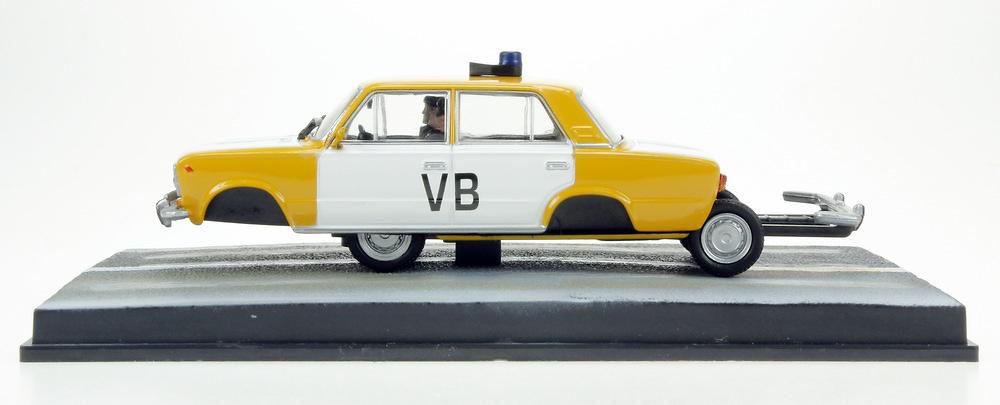 Lada 1500 (1980) James Bond