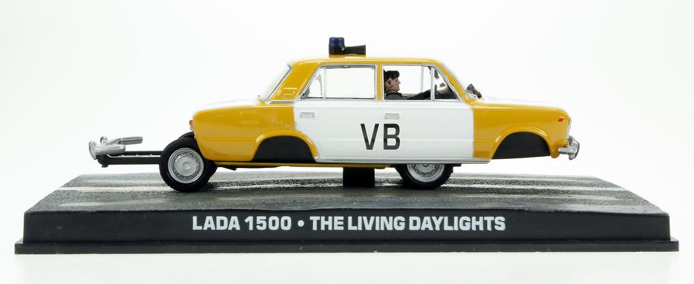Lada 1500 Policia Checoeslovaca (1980) James Bond