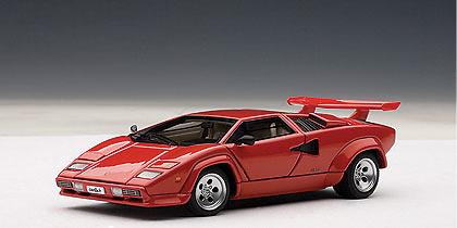 Lamborghini Countach 5000 S (1982) Autoart 1/43