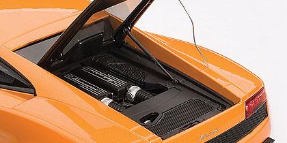 Lamborghini Gallardo LP570-4 Superleggera (2010) Autoart 74656 1:18