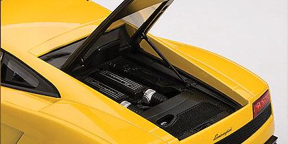 Lamborghini Gallardo LP570-4 Superleggera (2010) Autoart 74658 1:18