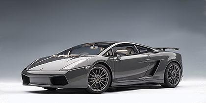 Lamborghini Gallardo Superleggera (2007) Autoart 74583 1/18