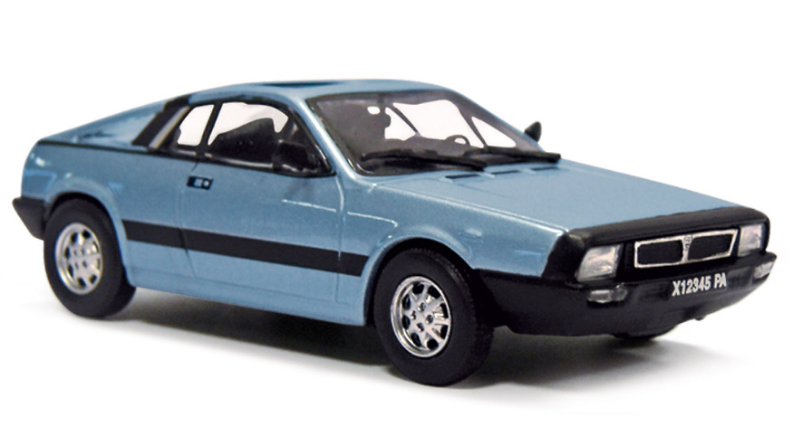 Lancia Beta Montecarlo Spider (1980) Norev 783037 1/43