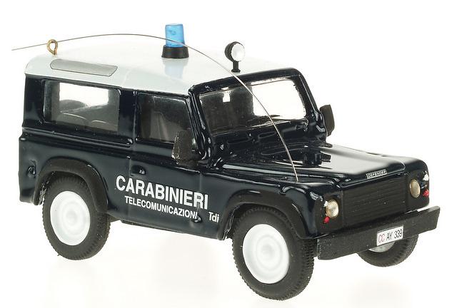 Land Rover Defender 80
