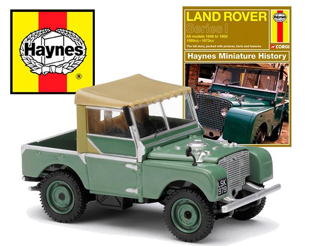 Land Rover Serie 1