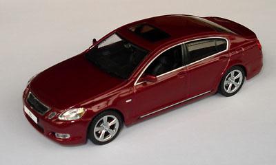 Lexus GS 430 (2006) JCollection 1/43