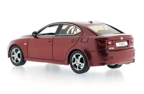 Lexus IS220d (2008) JCollection JC115 1/43