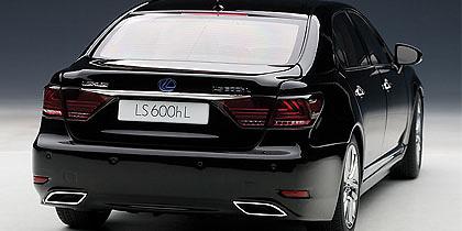 Lexus LS600hL (2013) Autoart 78842 1/18