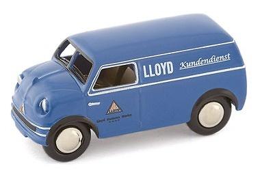 Lloyd LT500 (1952) Furgoneta