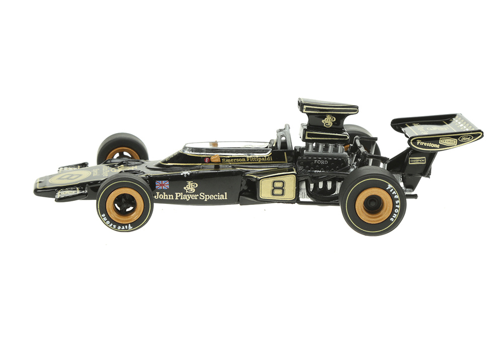 Lotus 72D nº 8 Emerson Fittipaldi (1972) Sol90 11235 1:43